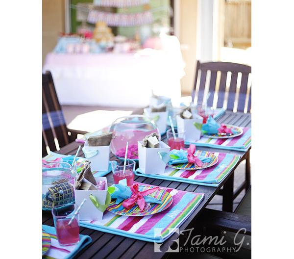 Girls Birthday Party Themes