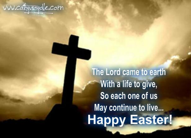 Easter Greeting Words