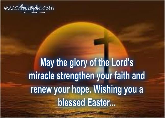Easter greetings religious cathy easter greetings religious m4hsunfo