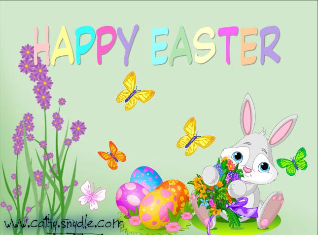 Happy Easter Quotes – Cathy