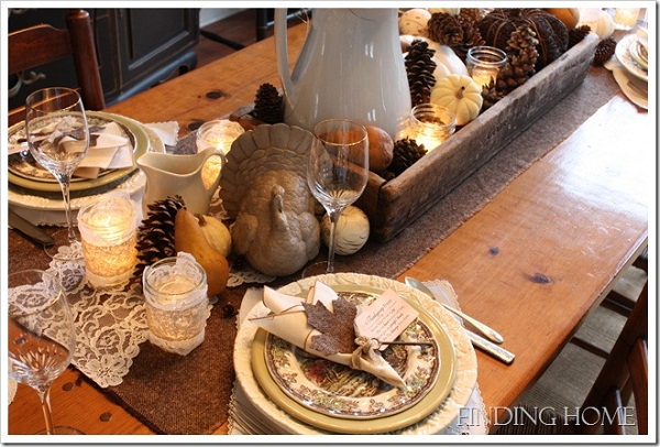 Thanksgiving table decorating ideas13