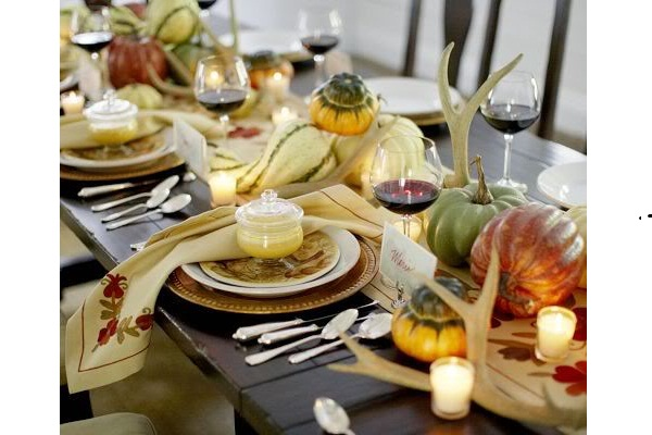 Thanksgiving table decorating ideas6