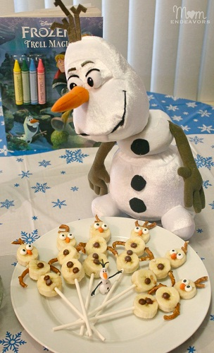 Frozen Party Food Ideas1