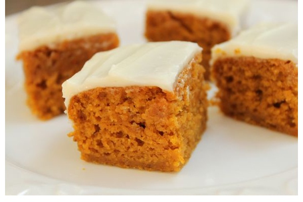 canned pumpkin dessert recipes