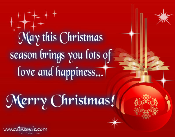 Merry Christmas Greetings_