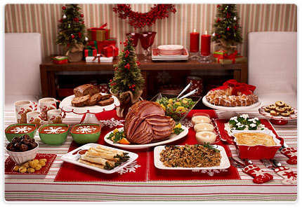 Christmas Dinner Ideas - Cathy