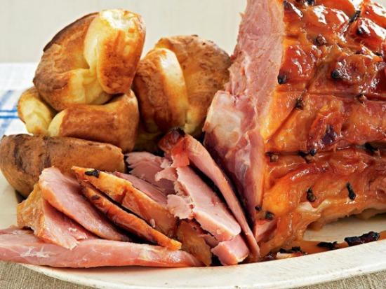 christmas ham dinner menu ideas