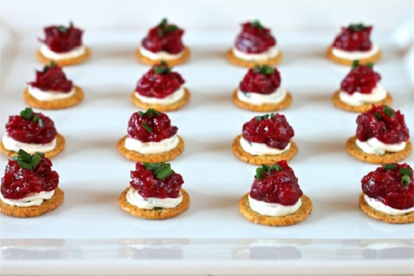 The best holiday snack ever recipe dishmaps christmas appetizers ideas cathy forumfinder Image collections