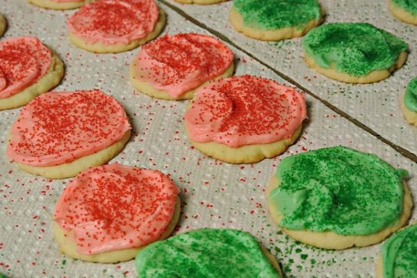 simple christmas cookie recipes