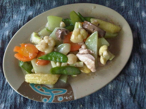 chopsuey recipe