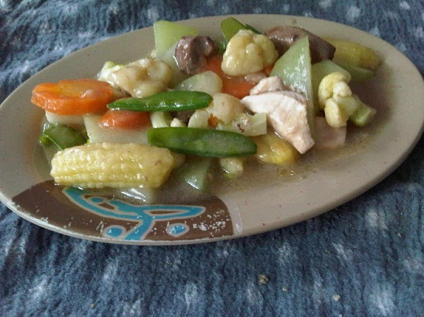 how to make chopsuey