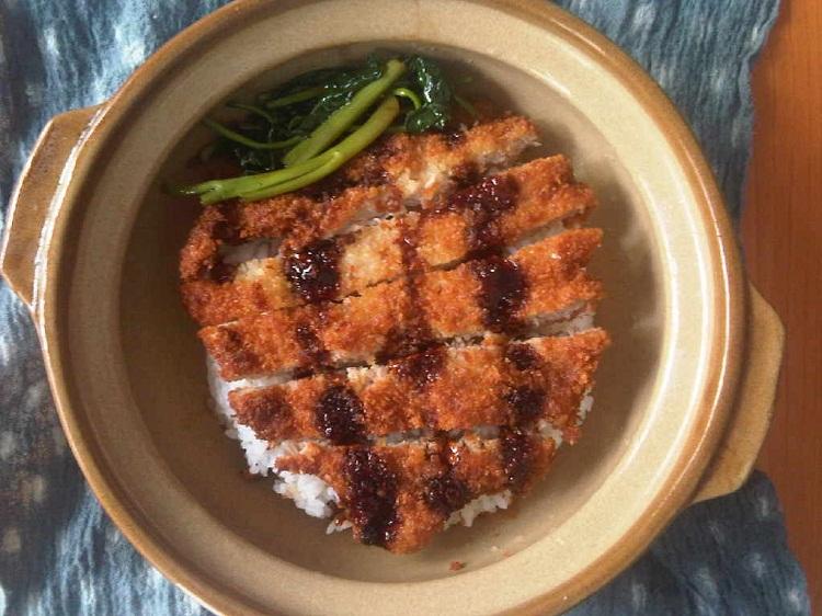 Tonkatsu Recipe - Cathy