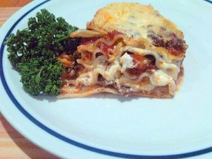 no bake lasagna_