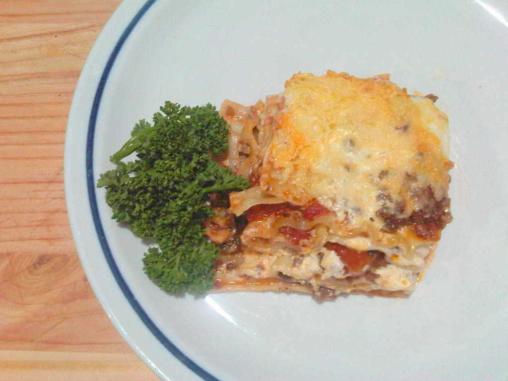 no bake lasagna__