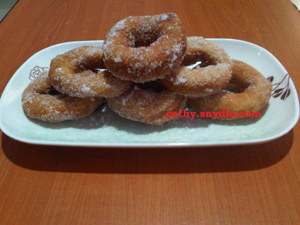 homemade donut (2)