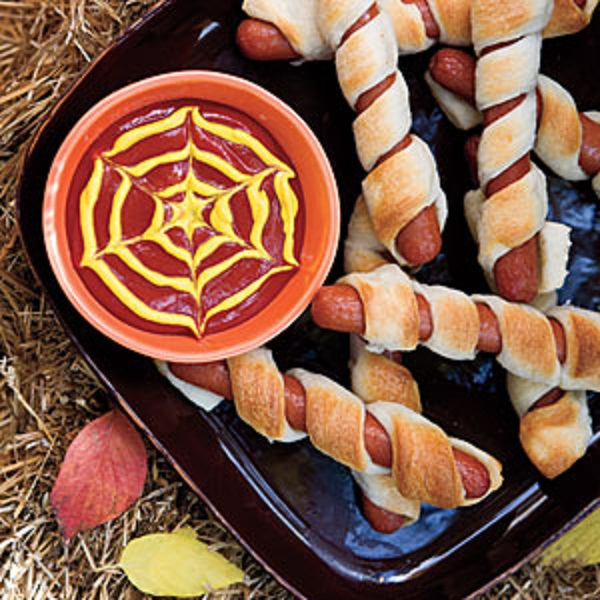 Mummy dogs for kids? Perfect halloween food recipe for the kids and ...