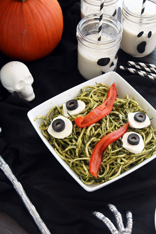 Halloween Party Dishes