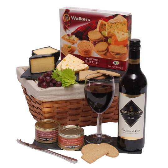 Ideas for Christmas Hampers