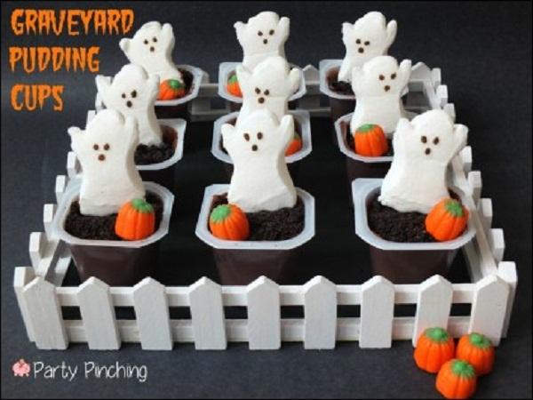 cute halloween desserts