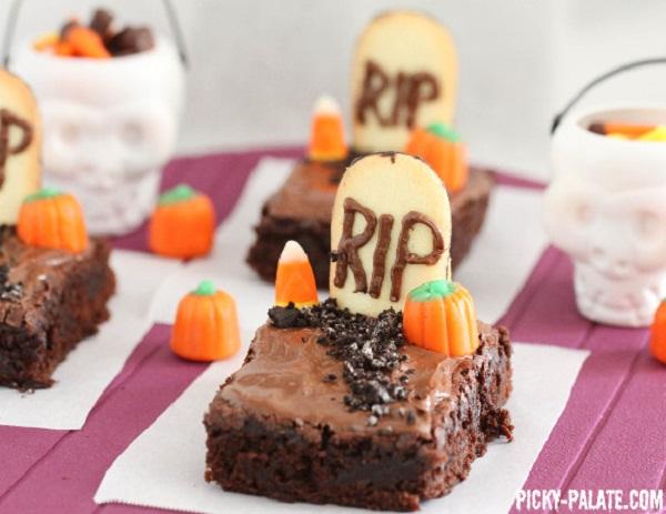 fun halloween desserts