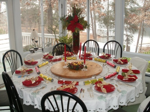 Centerpiece Ideas for Christmas Party.4