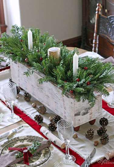 Centerpiece Ideas for Christmas Party