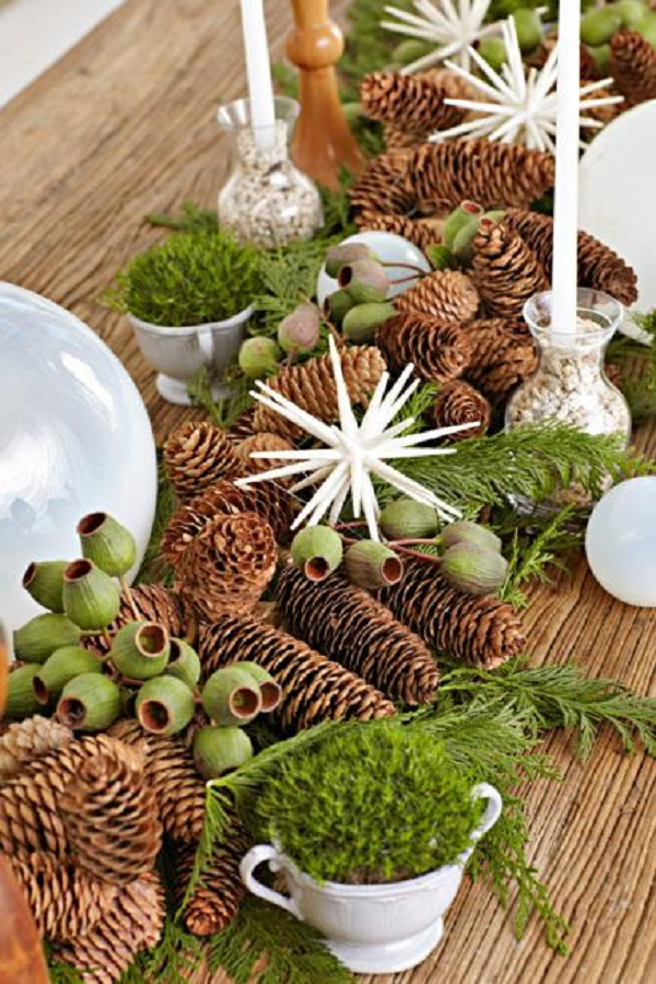 Christmas Table Decorations UK