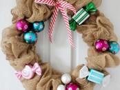 Christmas Wreath Craft Ideas2