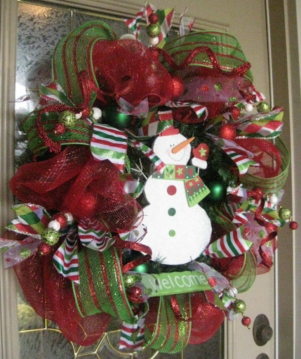 Christmas Wreath Ideas (7)