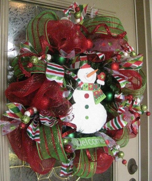 Christmas Wreath Ideas (7)