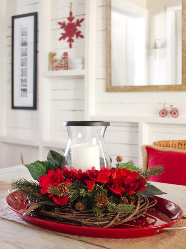 Easy Christmas Centerpiece Ideas2