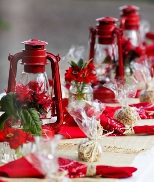Elegant Christmas Themes: Beautiful Christmas Centerpiece Ideas