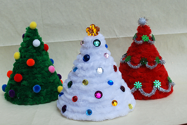 50 handmade christmas ornaments ideas cathy Easy christmas decorations to make at home