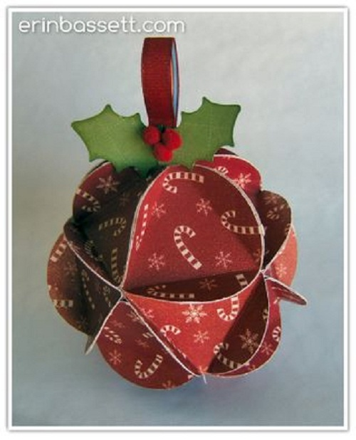 50 handmade christmas ornaments ideas