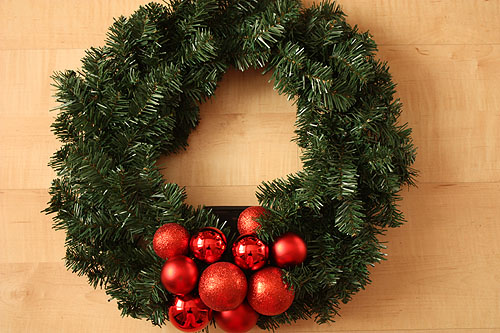Homemade Christmas Wreath Ideas
