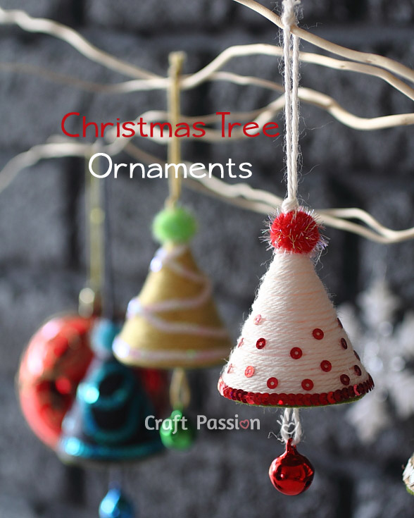 How to Make Handmade Christmas Ornaments2