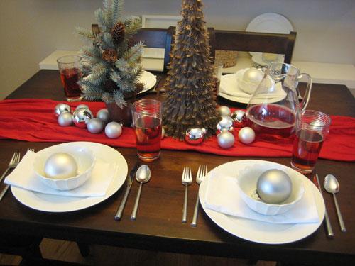 Inexpensive Christmas Centerpiece Ideas3
