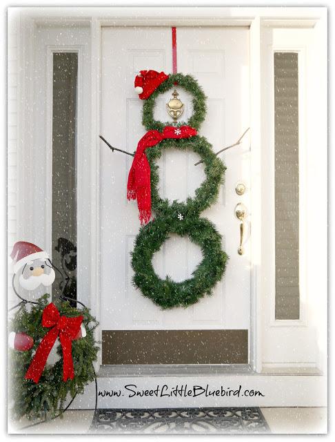 Outdoor Christmas Wreath Ideas1