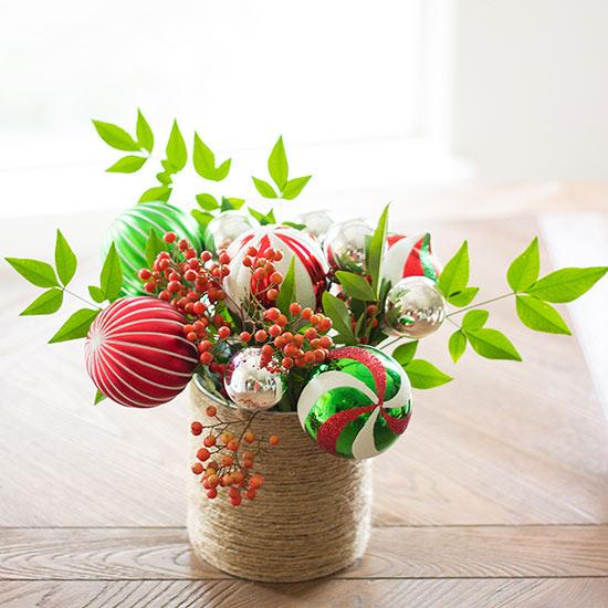 christmas flower table decorations
