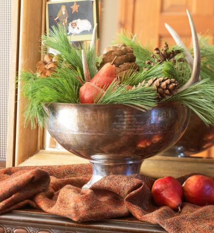 christmas party centerpiece ideas