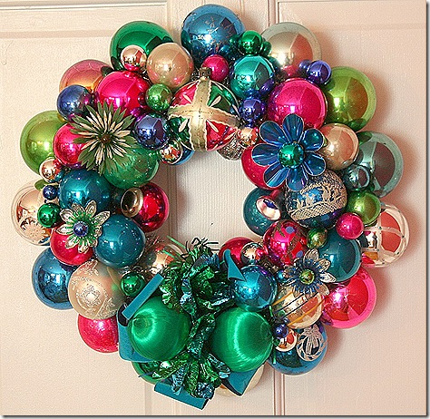 christmas wreath craft ideas1