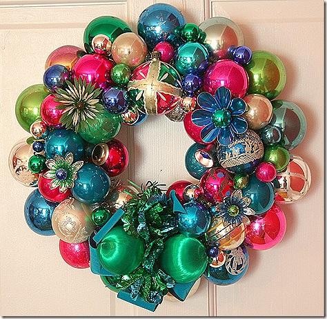 christmas wreath craft ideas1