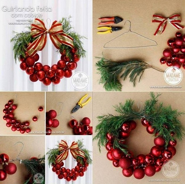 Christmas wreath ideas cathy