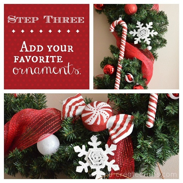 christmas wreath decorating ideas1