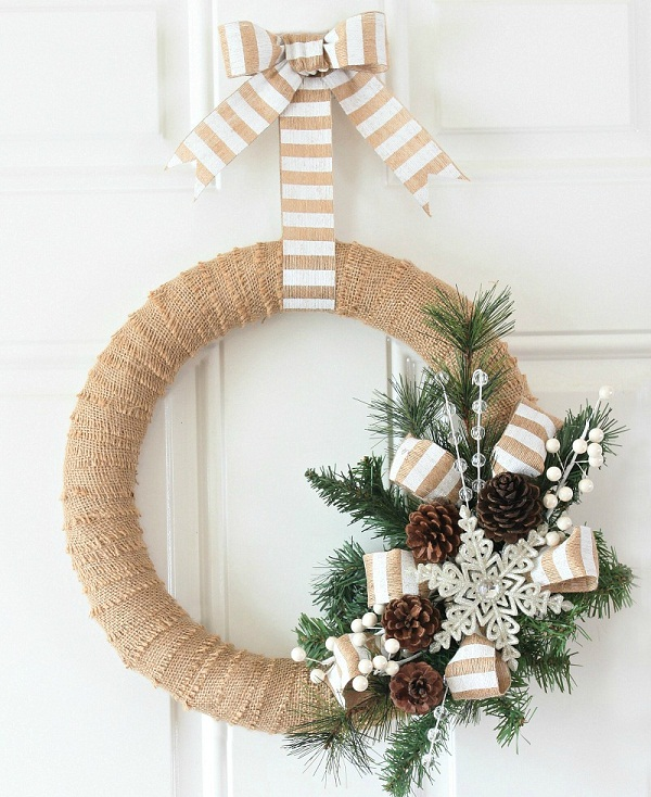 christmas wreath decorating ideas3