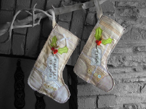 handmade christmas stockings for sale excellent and
