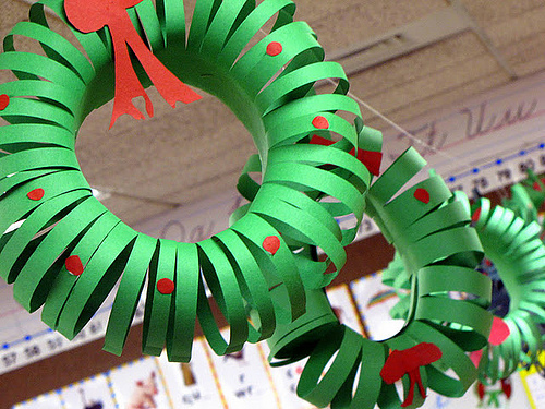 homemade christmas wreath ideas (2)