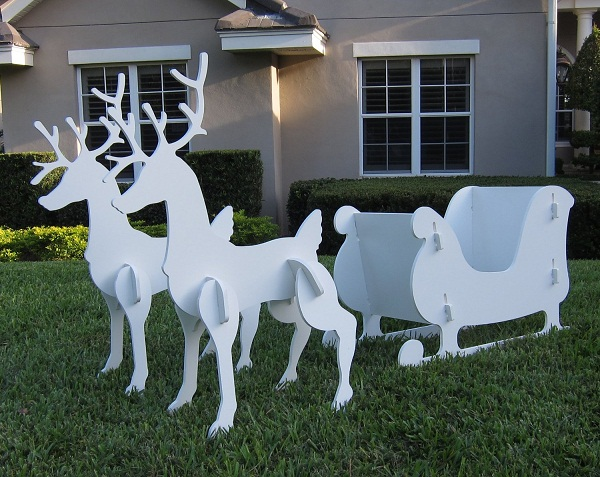 outdoor christmas decorations sale