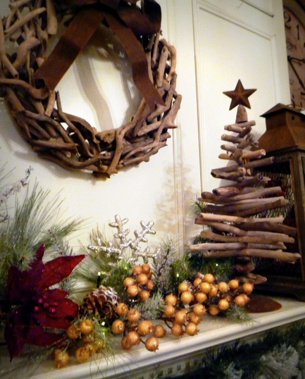 wooden outdoor christmas decorations1