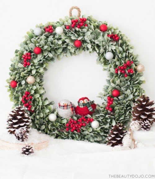 wreath ideas for Christmas2